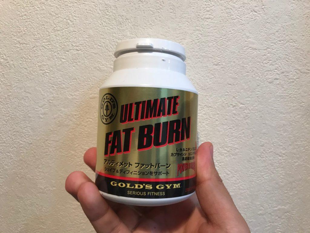 """ダイエットのプロが開発した脂肪燃焼系サプリメント""""アルティメットファットバーン""""のレビュー"""