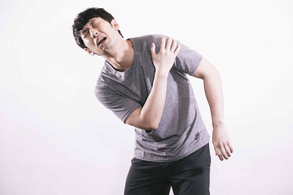 肩の筋肉に左右差がについてしまった時の3つの対処法