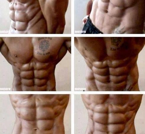 絶対に腹筋を割りたい人のために。腹筋トレーニングで欠かせない3つのコツ。