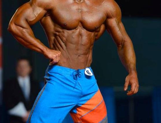 これがカッコいい体を極めた男達の競演。フィジークコンテスト動画集